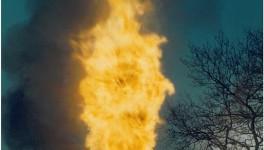 Brand einer Absauganlage