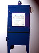 dezentraler Abscheider - Öl- / Emulsionsnebelabscheider EA-Serie