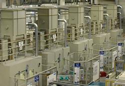 Laserschutzkabinen / Filteranlagen für CO2-Laserschneidanlagen